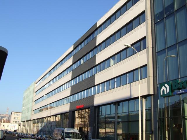 Sofaper - Eiffage Brossete BTI à Lyon Lasure Béton 14