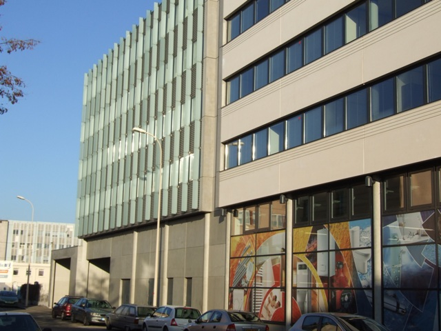 Sofaper - Eiffage Brossete BTI à Lyon Lasure Béton 11