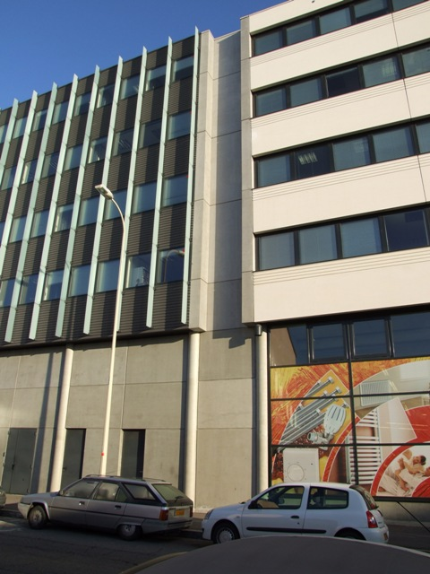 Sofaper - Eiffage Brossete BTI à Lyon Lasure Béton 110