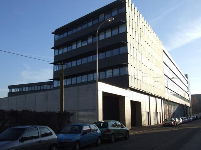 Sofaper - Eiffage Brossete BTI à Lyon Lasure Béton 6
