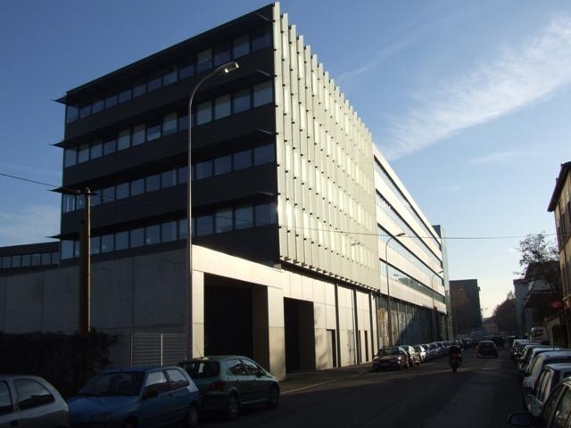 Sofaper - Eiffage Brossete BTI à Lyon Lasure Béton 5