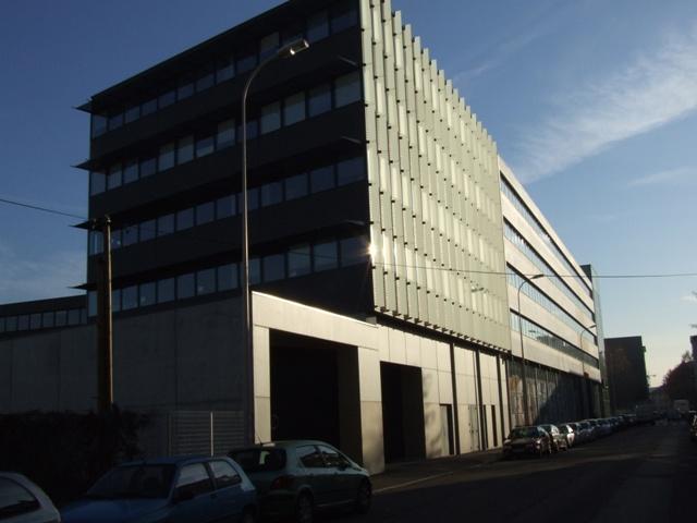 Sofaper - Eiffage Brossete BTI à Lyon Lasure Béton 2