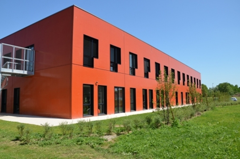 Sofaper - Hopital Robert Balanger Aulnay sous Bois ( Lasure Béton 7800 m² Pieri )