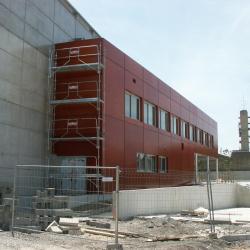 Sofaper chantier college de bessou a beziers 13