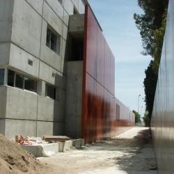 Sofaper chantier college de bessou a beziers 21