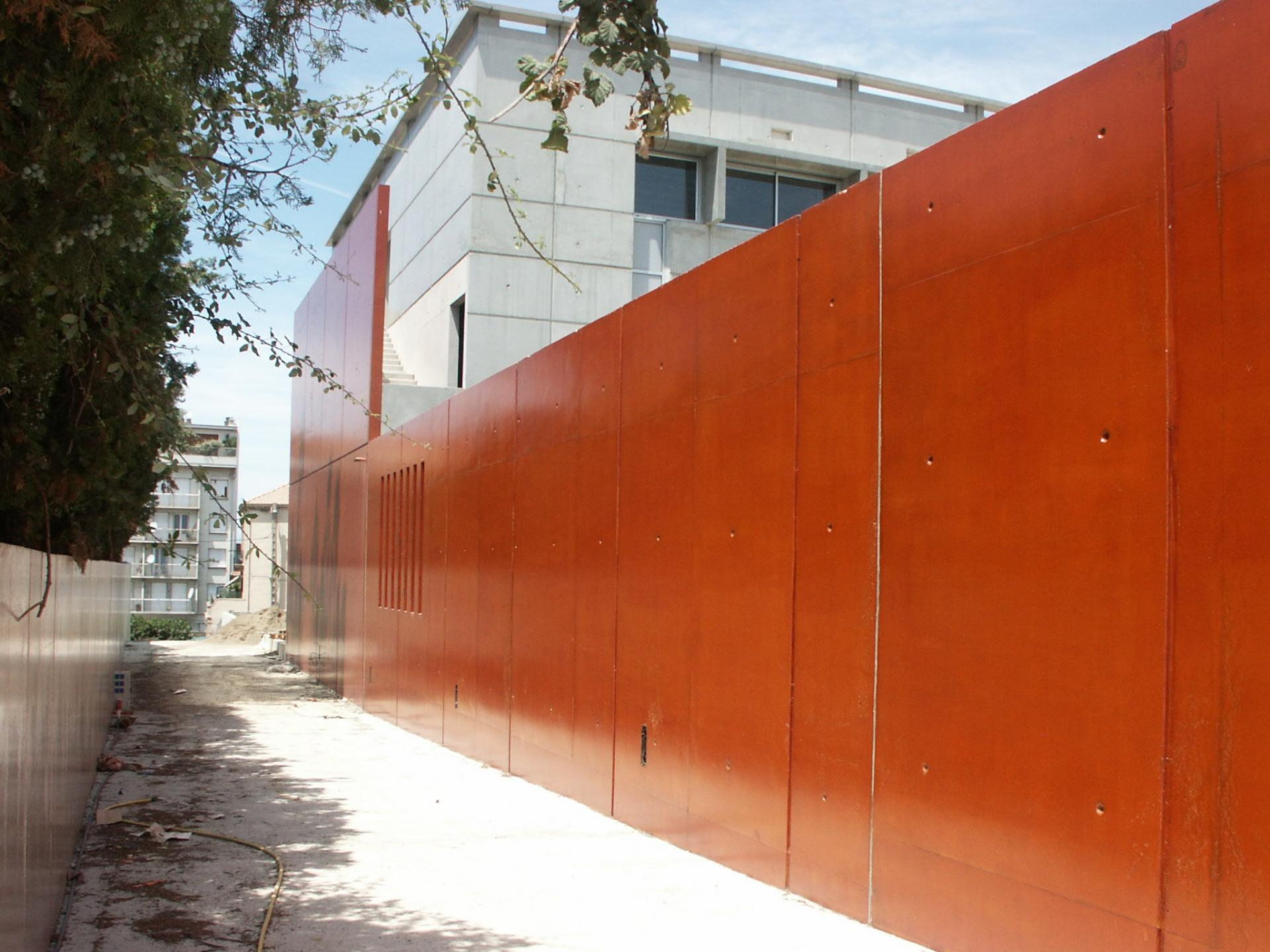 Sofaper chantier college de bessou a beziers 23