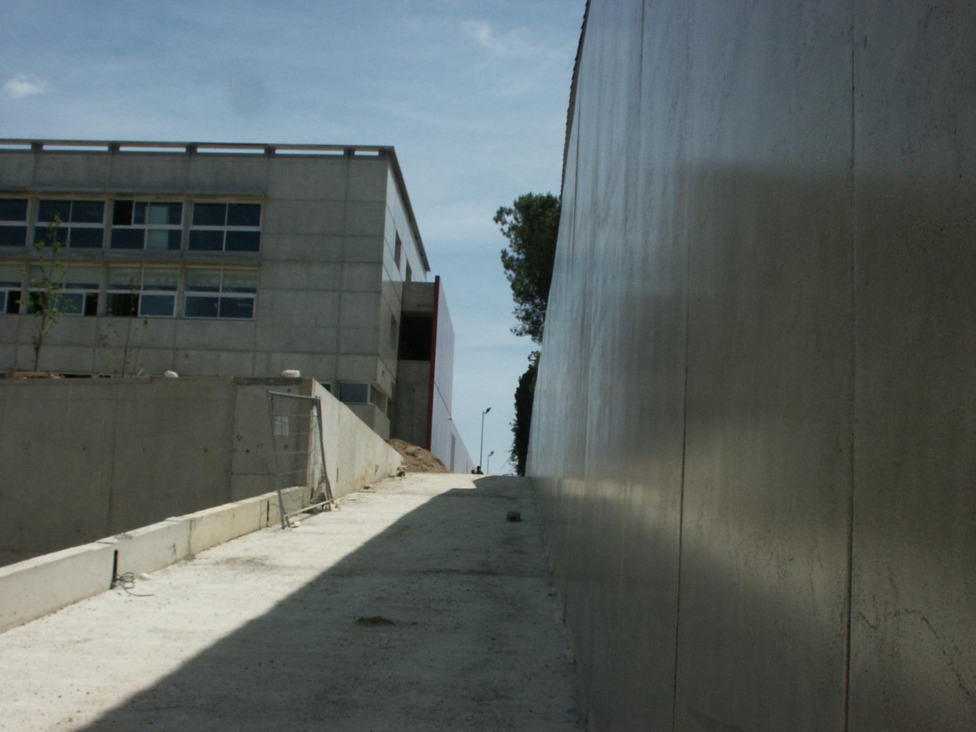 Sofaper chantier college de bessou a beziers 35