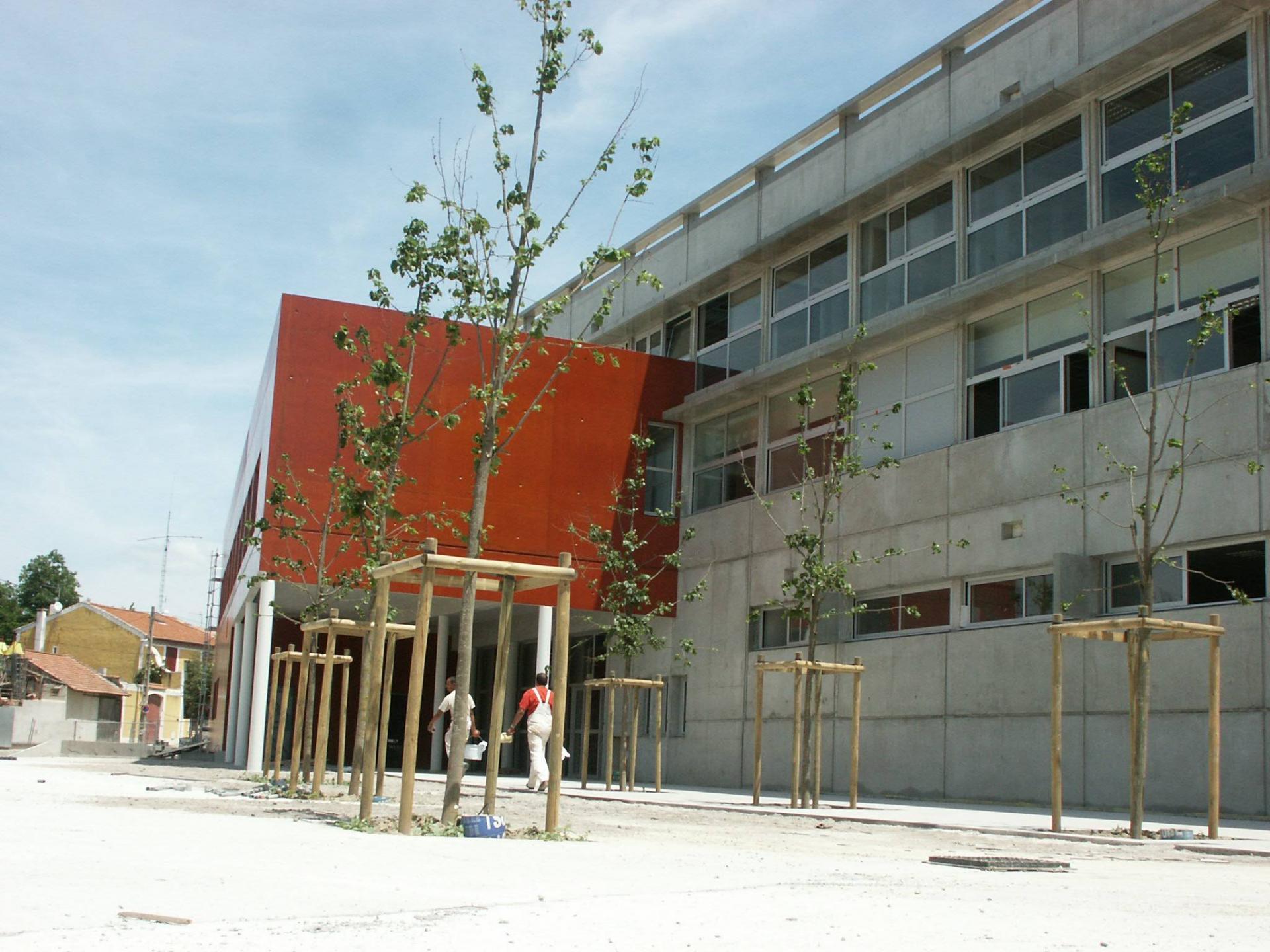 Sofaper chantier college de bessou a beziers 8