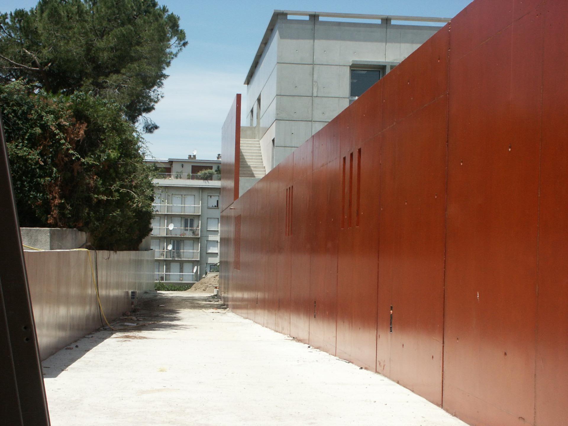 Sofaper chantier college de bessou a beziers 9