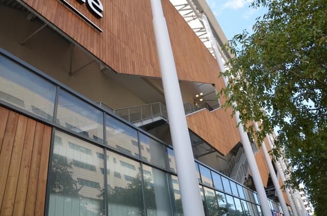 Sofaper eiffage centre de loisir et de commerce lyon 1