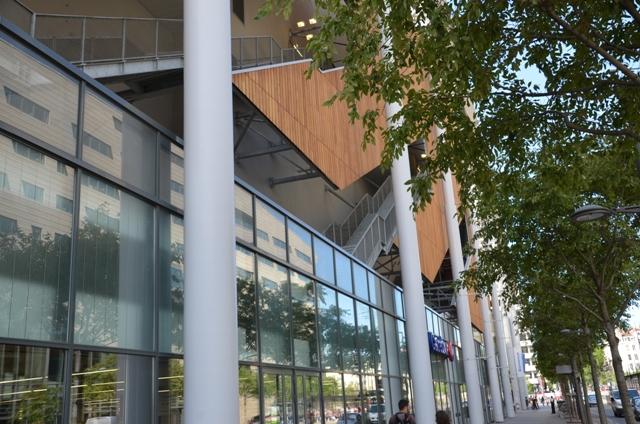 Sofaper eiffage centre de loisir et de commerce lyon 2