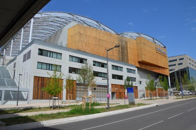 Sofaper - Centre de Loisir et de Commerce Lyon confluence