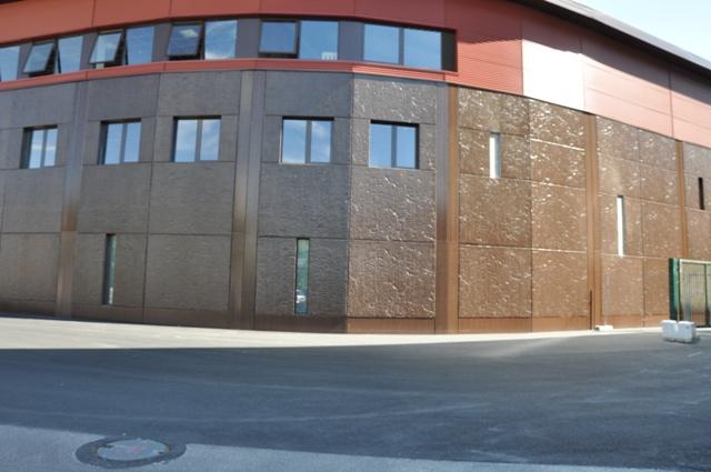 Sofaper eiffage chantier le creusot forges lasure beton 37