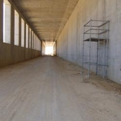 Sofaper eiffage tp chantier lgv perpignan traitement anti graffiti 47