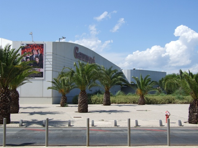 Sofaper gfc chantier cinema gaumont montpellier 3