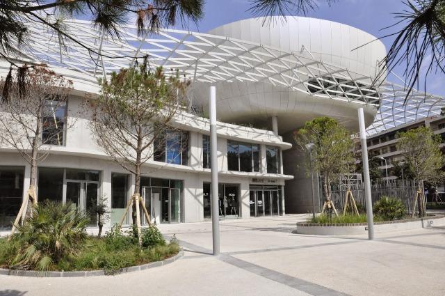 Sofaper - GFC Palais des Congrés d'Antibes Juan les Pins Lasure Pieri 11