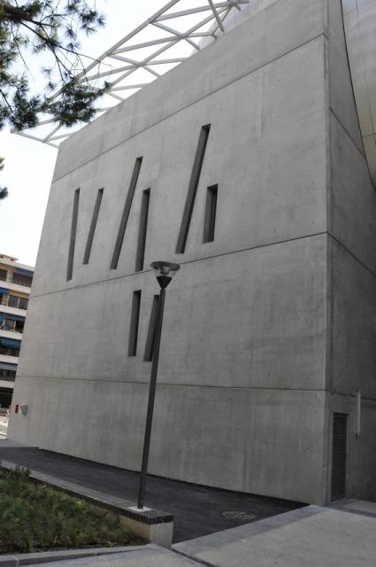 Sofaper Lasure Béton Lasure anti-graffiti incolore Grace Pieri - GFC - Palais des Congres d'Antibes Juan les Pins 22