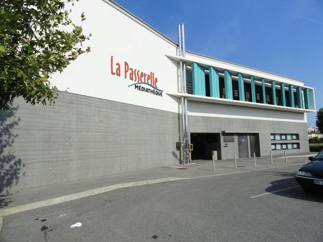 Sofaper Lasure Béton -  Médiathèque La Passerelles à Valence 3