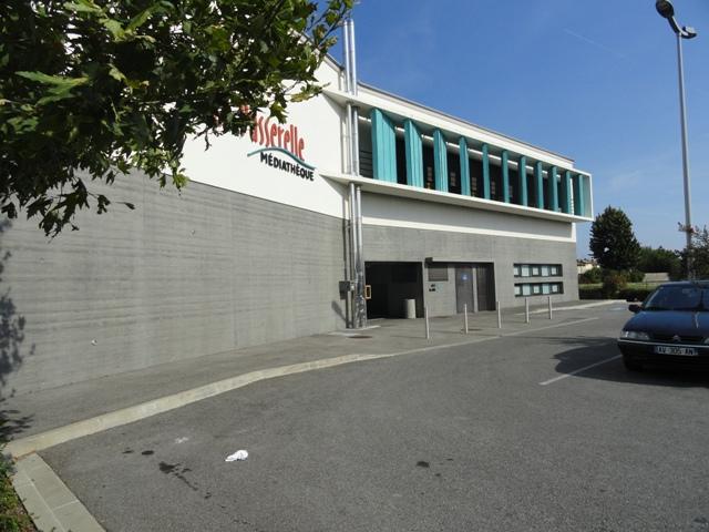 Sofaper Lasure Béton -  Médiathèque La Passerelles à Valence 4