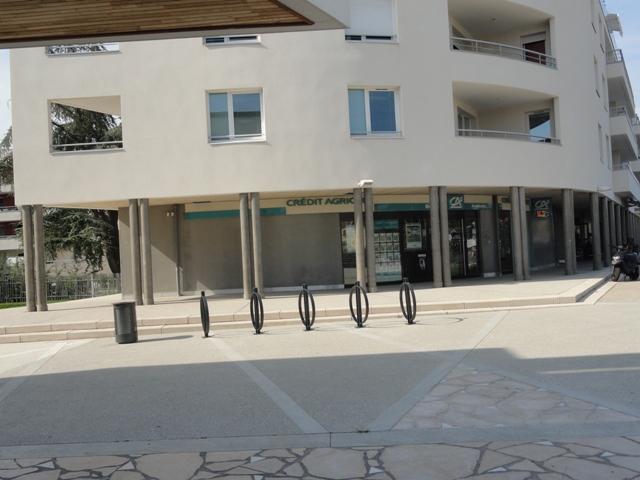 Sofaper Lasure Béton -  Médiathèque La Passerelles à Valence 8