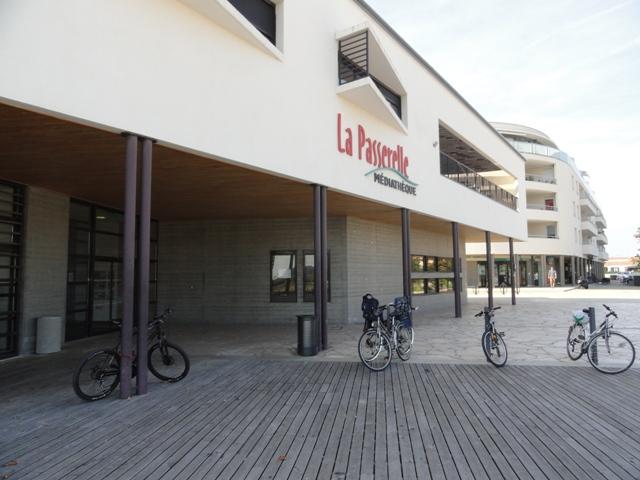 Sofaper Lasure Béton -  Médiathèque La Passerelles à Valence 9