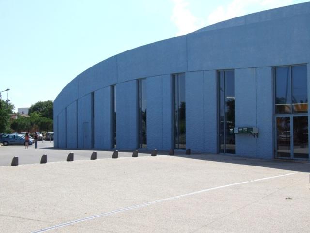 Sofaper patinoire vegapolis a odysseum traitement des beton teinte bleu 13