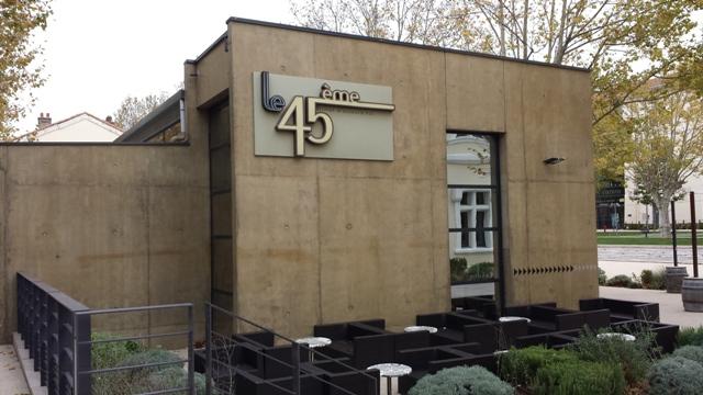 Sofaper Lasure Béton Lasure Grace Pieri - Rivasi -  Montelimar restaurant le 45 eme  21