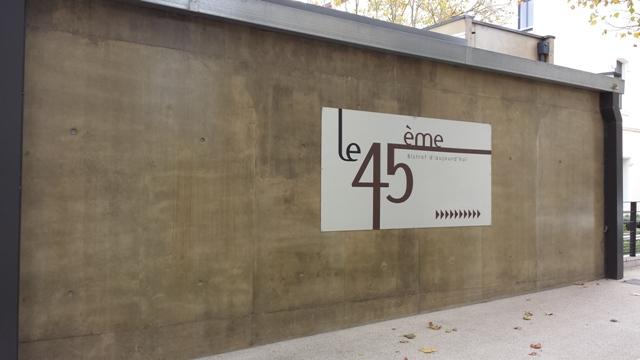Sofaper Lasure Béton Lasure Grace Pieri - Rivasi -  Montelimar restaurant le 45 eme  3