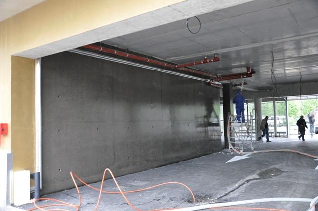 Sofaper socobat chantier brive charensac logis velays lasure beton 22