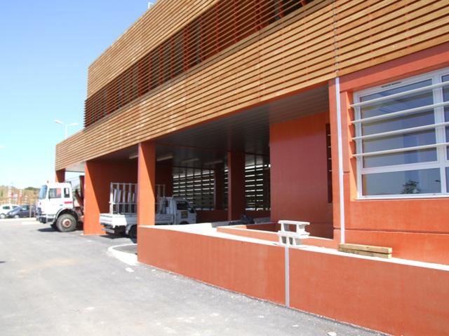 Sofaper sogea sud chantier usine de methanisation de montpellier 11