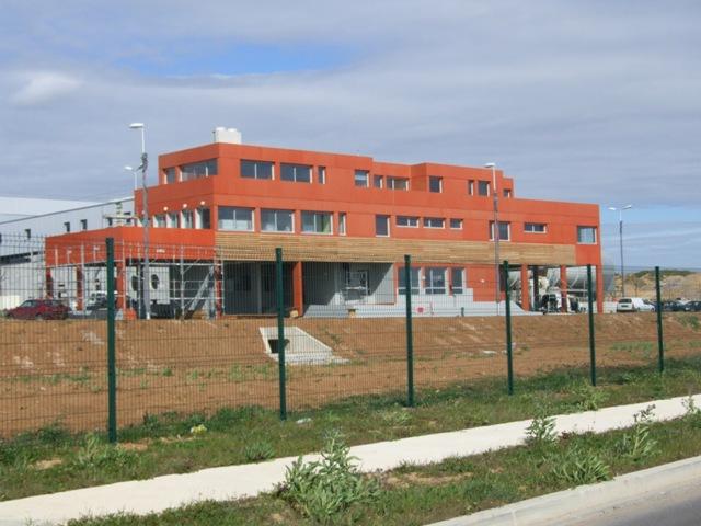 Sofaper sogea sud chantier usine de methanisation de montpellier 29