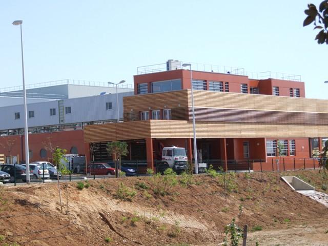 Sofaper sogea sud chantier usine de methanisation de montpellier 4