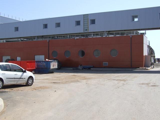 Sofaper sogea sud chantier usine de methanisation de montpellier 8