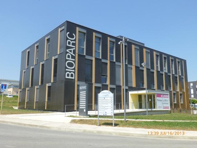 Sofaper - Bioparc à Besancon ( Lasure béton Pieri )
