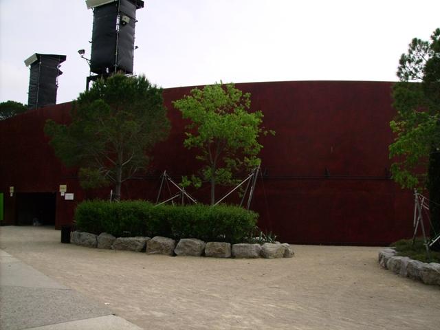 Sofaper Lasure Béton Grace Pieri - theatre de verdure chateau d o montpellier lasure beton pieri 14