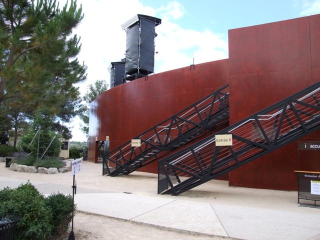 Sofaper theatre de verdure chateau d o montpellier lasure beton pieri 6