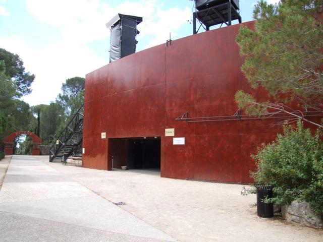 Sofaper Lasure Béton Grace Pieri - Theatre de Verdure Chateau d' O Montpellier ( Lasure Pieri ) 8