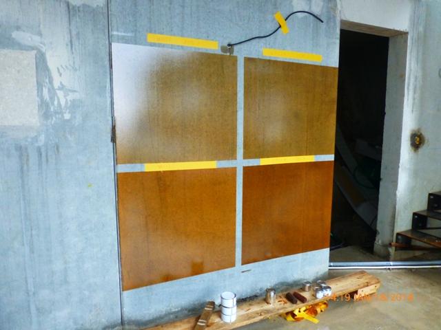 Sofaper villa theoule sur mer lasure beton 10