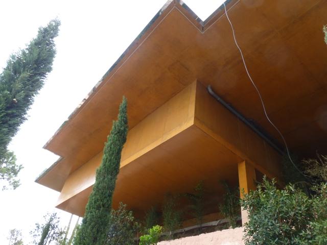 Sofaper villa theoule sur mer lasure beton 15