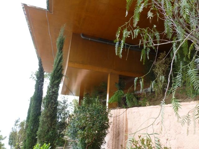 Sofaper villa theoule sur mer lasure beton 17
