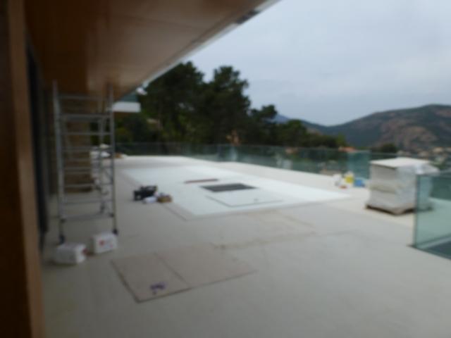 Sofaper Lasure Béton Grace Pieri - villa theoule sur mer lasure beton 24