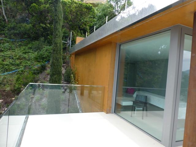 Sofaper Lasure Béton Grace Pieri - villa theoule sur mer lasure beton 42
