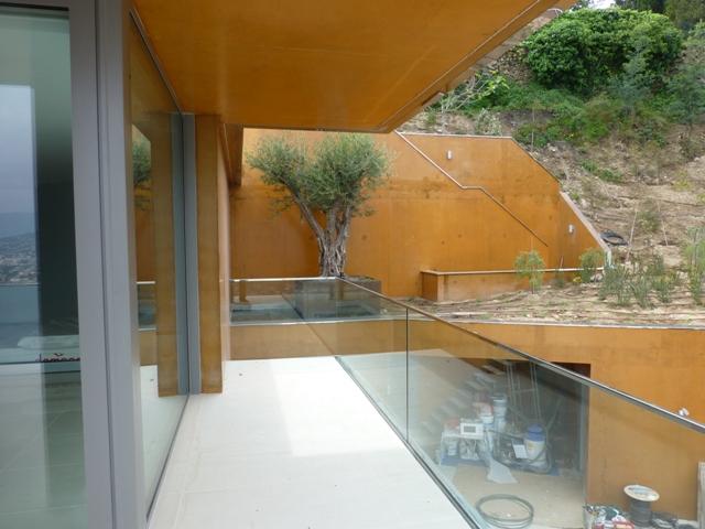 Sofaper villa theoule sur mer lasure beton 48