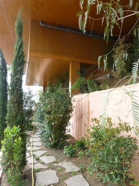 Sofaper villa theoule sur mer lasure beton 51