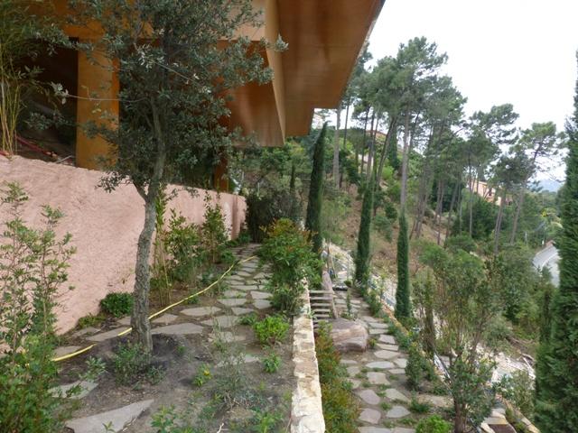 Sofaper Lasure Béton Grace Pieri - villa theoule sur mer lasure beton 55