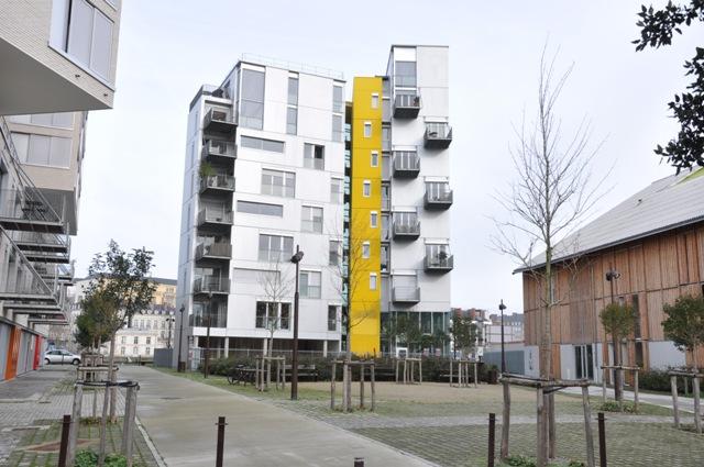 Sofaper - Bâtiment Loire à Nantes Promogim ( Lasure Téchnichem )