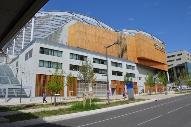 Sofaper - Eiffage - Centre de Loisir et de Commerce Lyon