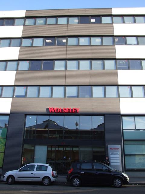 Sofaper - Eiffage Brossete BTI à Lyon Lasure Béton 12