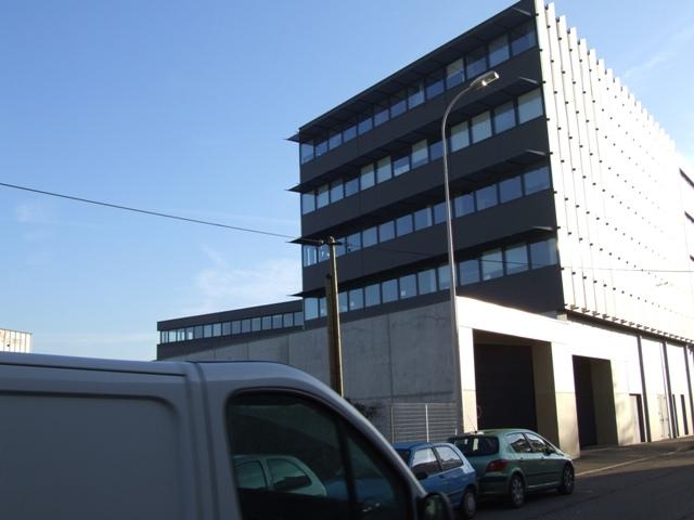 Sofaper - Eiffage Brossete BTI à Lyon Lasure Béton 4
