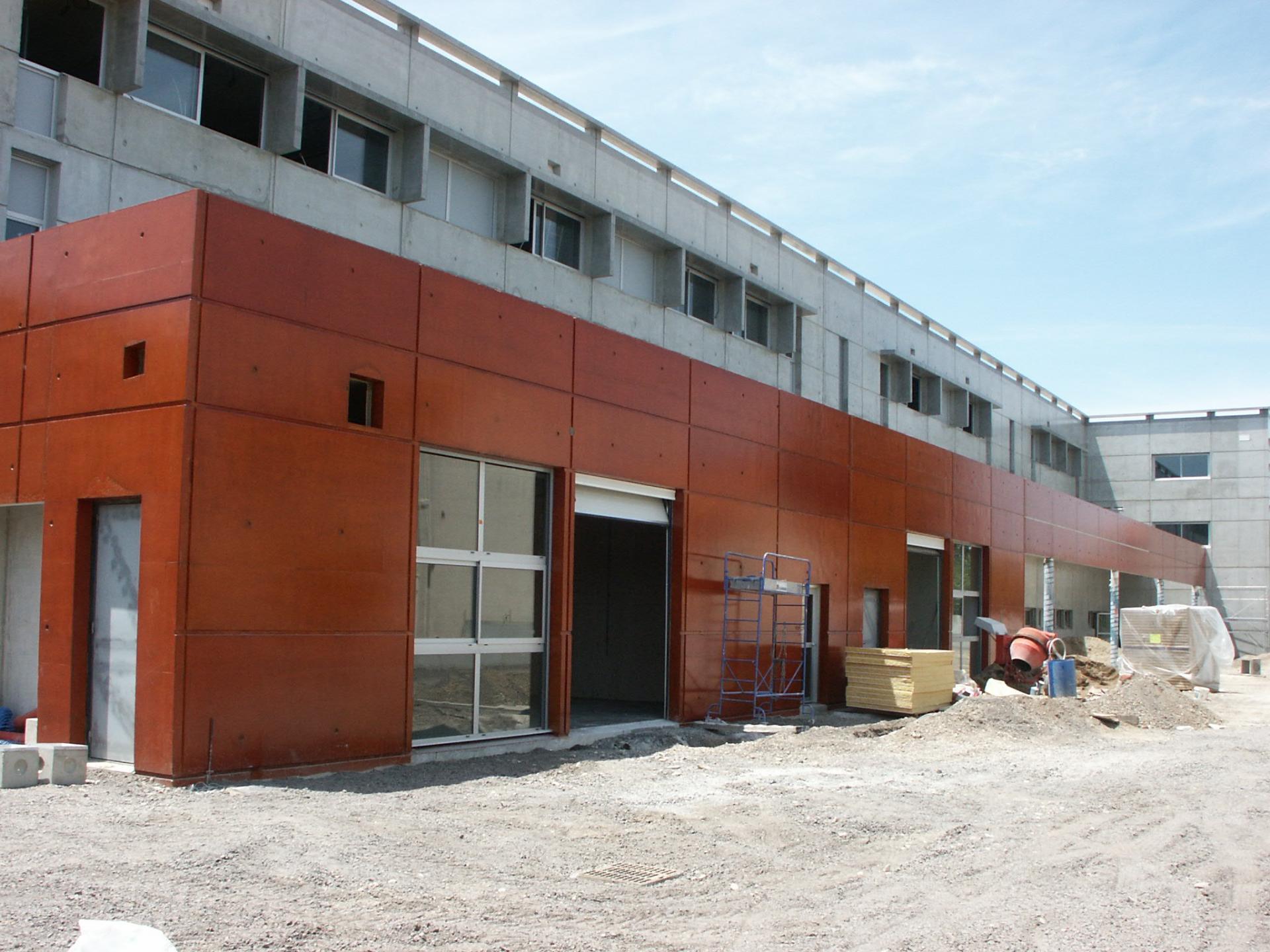 Sofaper chantier college de bessou a beziers 11